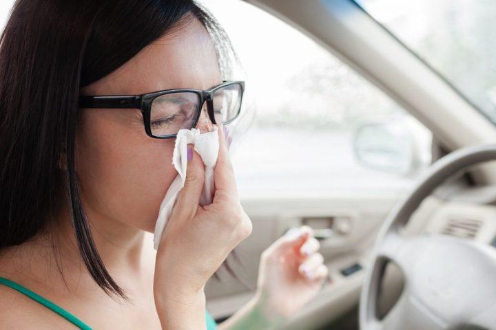 Dirija com mais saúde: confira dicas para eliminar alergias no seu automóvel