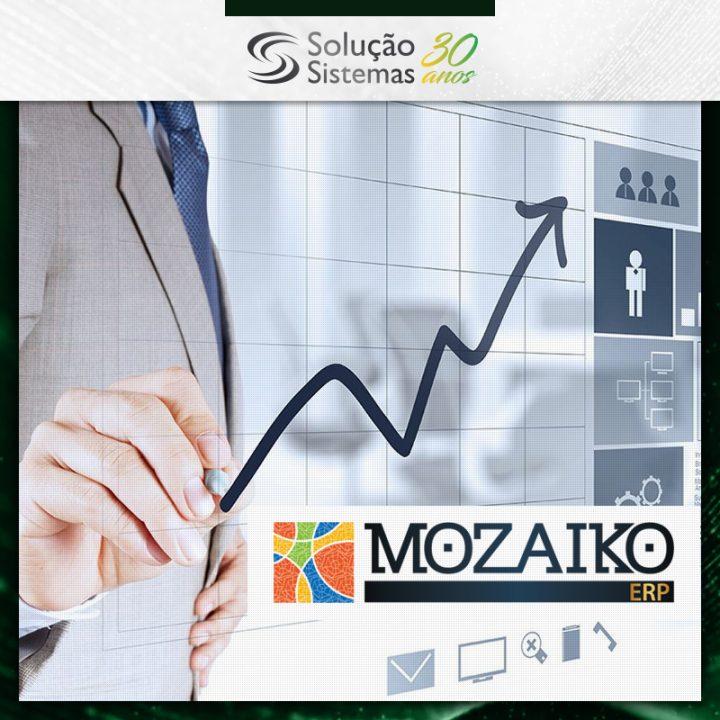 Capaz de controlar todas as informações de sua empresa, aumentando seu poder de tomada de decisões e a lucratividade do seu negócio, o Mozaiko ERP é diferente de tudo que você já viu e eficiente como nenhum outro.